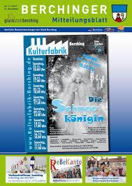 G Stige K Hen Mit Aufbau November 2017 Berchinger Mitteilungsblatt By Druckerei Fuchs
