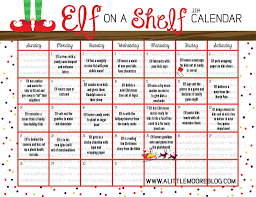 sweet booths all characters welcome on the shelf 2014 calendar a