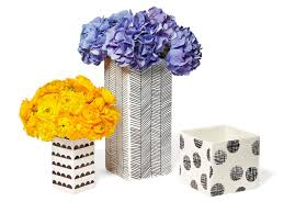 how to decorate vases dress up vases with sharpies hgtv