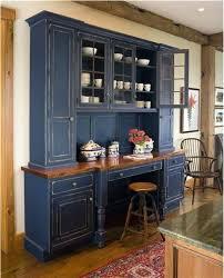 Kitchen Desk With Hutch Kitchen Hutch With Desk Farmhouse Desk With Hutch Kitchen Hutch