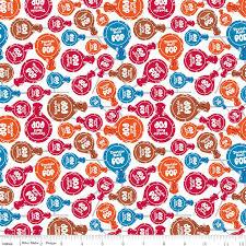 Where To Buy Tootsie Pops It U0027s Tootsie Roll Time Riley Blake Designs