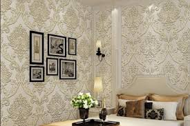 Decor Picture More Detailed Picture by 10 Home Decor Wallpaper Designs Metallic Wallpaper For Home
