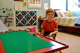 Legos Table Coffee Table To Train Table To Lego Table Hugs Kisses And Snot