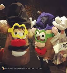 U0026 Potato Head Costume Potato Head Couple Costume