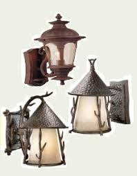 Outdoor Rustic Light Fixtures Outdoor Wall Lights Rustic Home Decor Interior Exterior