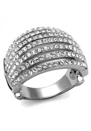 crystal pave rings images Pave rings rings jpg