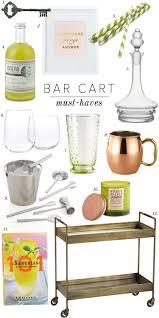 lulu s bar home chic home styled bar cart u0026 roundup lulus com fashion blog