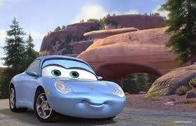 cars sally and lightning mcqueen sally from cars fav characters from movies pinterest sally