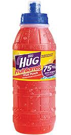 huggie drinks big hug hug