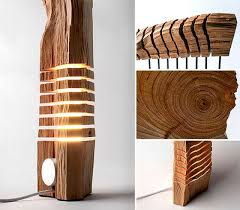 creative wood sculptures 15 best ls images on diy ls l design and