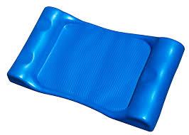 amazon com deluxe aqua hammock pool float 48 in x 27 in