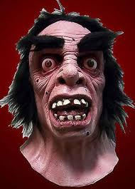 dr jeckyll u0026 mr hyde halloween costume mask caveman scary