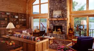 Beautiful Log Home Interiors Allegiance Log And Timber Frame Homes Northeastern Log Homes And