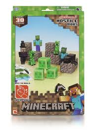 Minecraft Dining Table Amazon Com Minecraft Papercraft Hostile Mobs Set Over 30 Piece