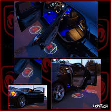 lexus logo projector puddle light challenger door projectors u0026 yep we wired them by cutting in the