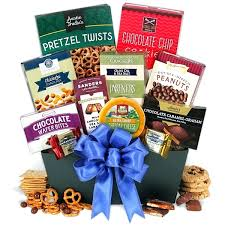 snack basket delivery peoria az gift baskets snack amp chocolate gift basket classic