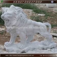 marble lion carved size white marble lion statues for sale buy