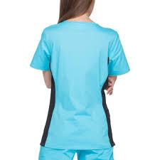 halloween scrubs tops scrubstar women u0027s premium collection flexible v neck scrub top