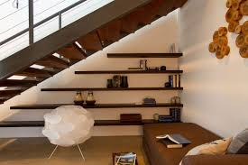 Magazine Wall Art Diy by Remarkable Wooden Staircase Comes With Wall Mounted Chocolate