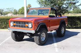 old bronco jeep 1974 ford bronco stock 74bronc for sale near sarasota fl fl