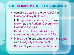 The Cabinet In Government 17 Cabinet System