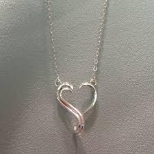 art deco skeleton ring holder images Keepsake open heart ring holder necklace silver charm pendant jpg