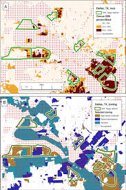 Map Dallas Tx by Zoning