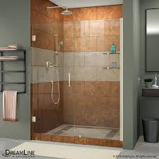 moselle shower door for tub lowes frameless shower door bathtub