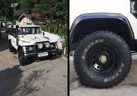 land rover snorkel land rover defender 110 up for grabs in tamil nadu u2013 cars bikes