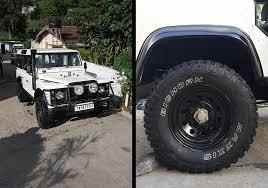 land rover defender engine land rover defender 110 up for grabs in tamil nadu u2013 cars bikes