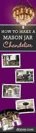 Mason Jar Wagon Wheel Chandelier 32 Diy Mason Jar Lighting Ideas Page 5 Of 7 Diy Joy