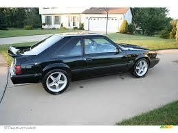 Black Mustang 5 0 1992 Black Ford Mustang Lx 5 0 Coupe 17251468 Photo 2 Gtcarlot