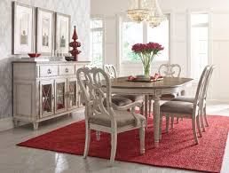 american drew camden white round dining table set quality furniture discounts american drew