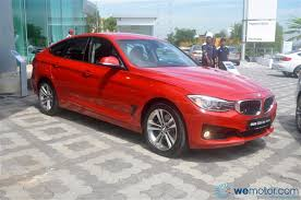 kereta bmw 5 series all new 2013 bmw 3 series gran turismo launched at new ingress