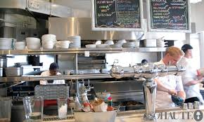 restaurant open kitchen design professional open restaurant with