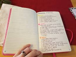 how i started a bullet journal to live intentionally alexis donkin