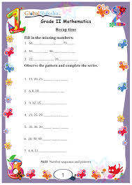 buy worksheets for class 2 maths environmental science evs