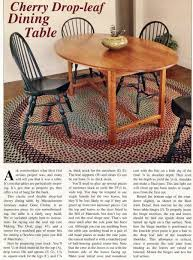 Drop Leaf Dining Table Plans Drop Leaf Dining Table Plans Woodarchivist