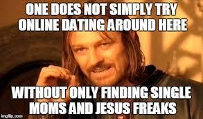 Online Dating Meme - dating memes