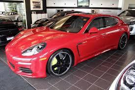 Panamera Red Interior Pre Owned 2016 Porsche Panamera S E Hybrid Review
