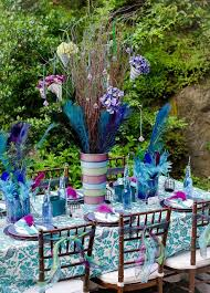 Peacock Centerpieces 27 Best Decor Ideas Images On Pinterest Projects Home And