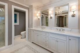 traditional bathroom ideas photo gallery picture of bath remodel white laquer custom vanity cabinets