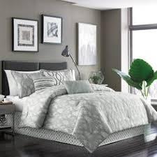 Jets Bedding Set Madison Park Serene 7 Piece Comforter Set Comforter Bedrooms