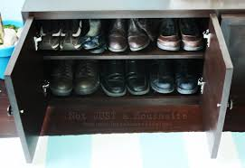 Hallway Shoe Cabinet by Bench Narrow Shoe Cabinet Entryway Wonderful Entrance Storage