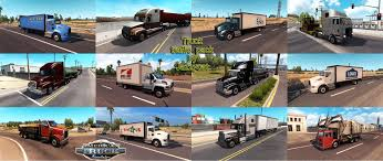 t2000 kenworth truck parts kenworth t2000 american truck simulator mods ats mods