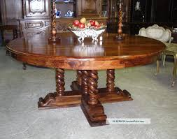 dining tables antique draw leaf table antique round dining table