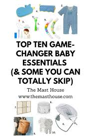 10 Essentials For A Kid by Kid Stuff The Mast House