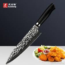 sunlong japanese damascus 8 inch chef knives vg10 steel core