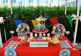 carnival birthday party kara s party ideas carnival themed birthday party via kara s party