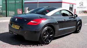 used peugeot cars for sale 2012 peugeot rcz gt 1 6l mercury grey metallic kv12avw for sale at